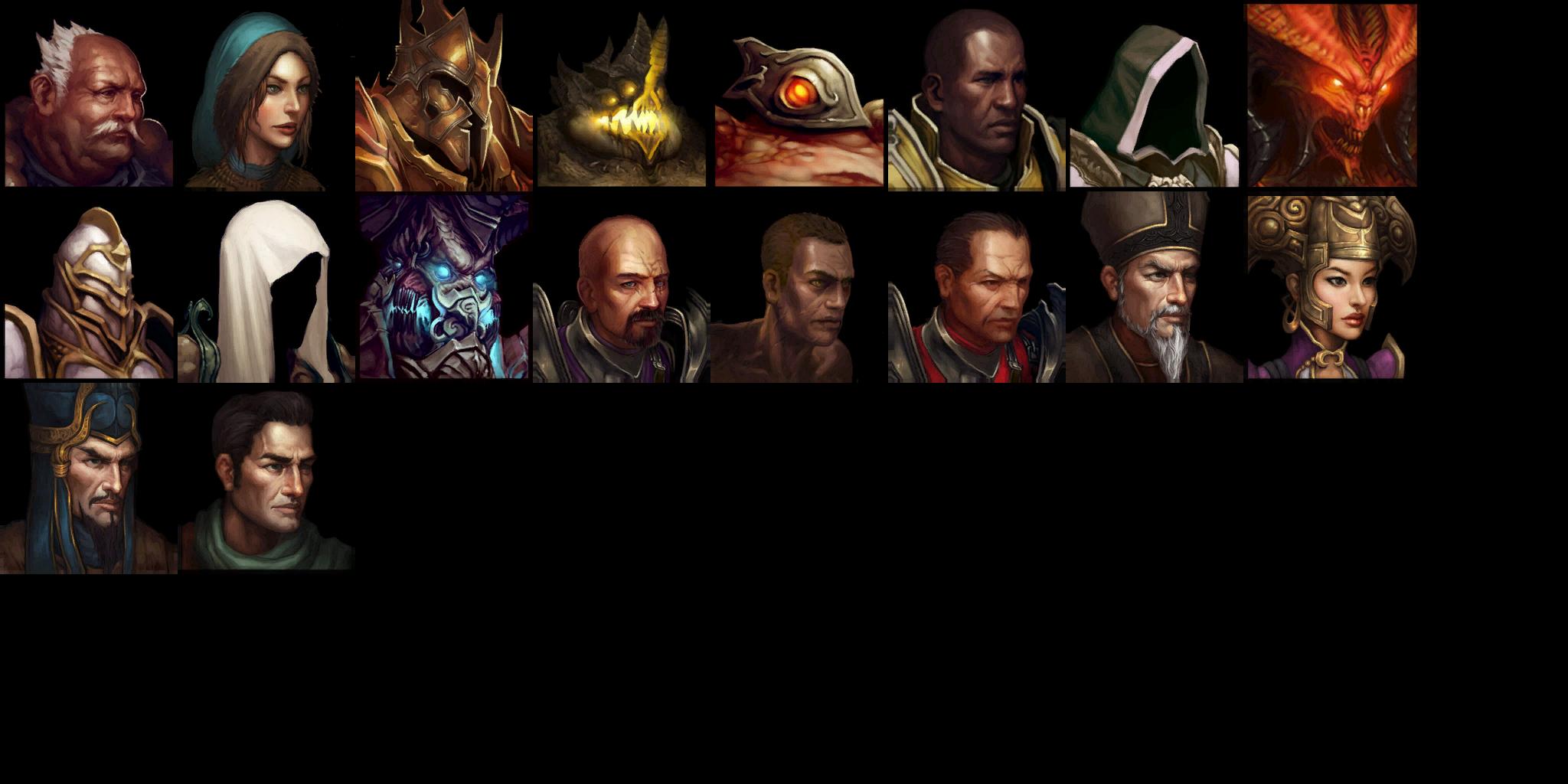 how to change character in diablo 3