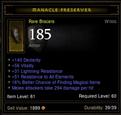 manacle preserver