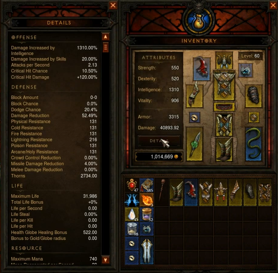 Ranged Barbarian Build, Witch Doctor Inferno Guide, Demon