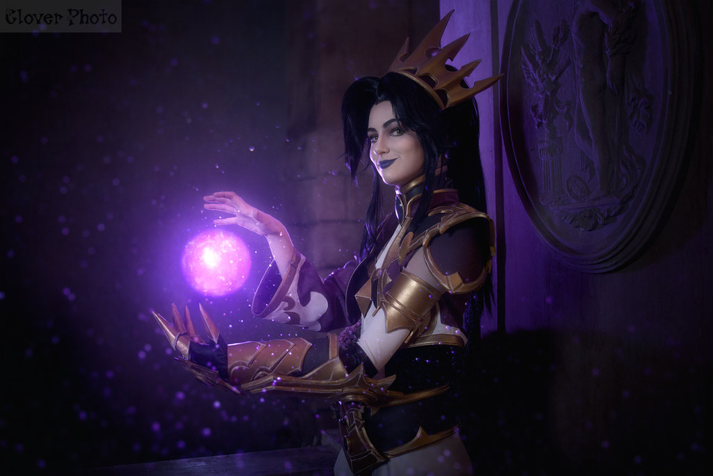 La-Ming Blizzard Cosplay