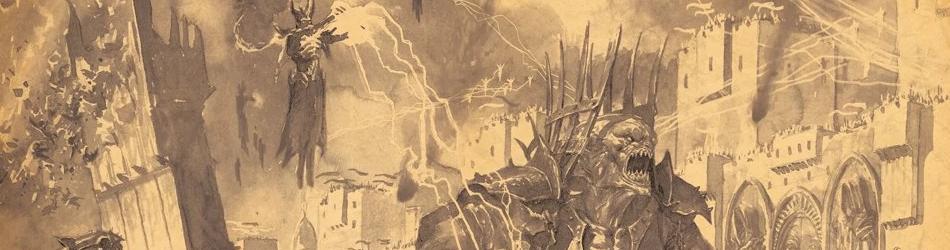 Necromancer Lore - Sin War