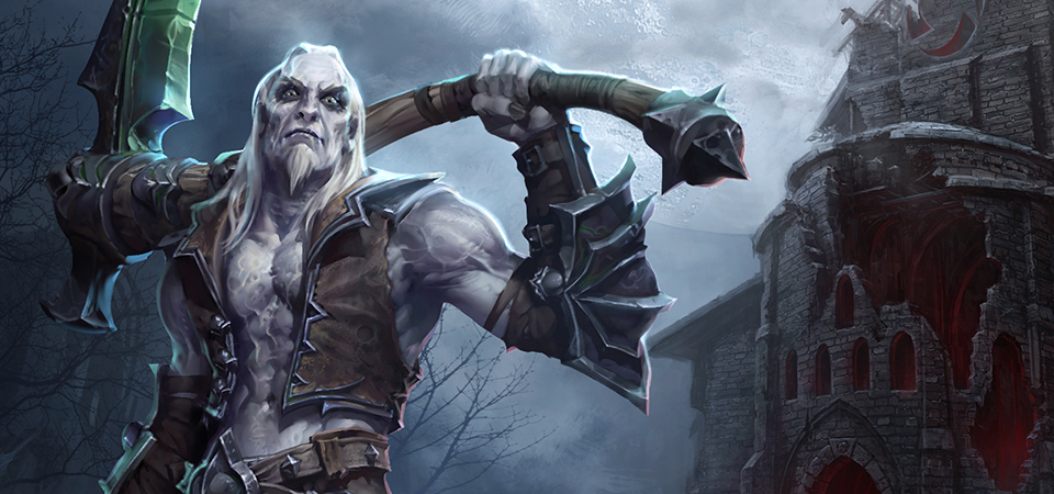 Xul - Necromancers in Diablo Lore