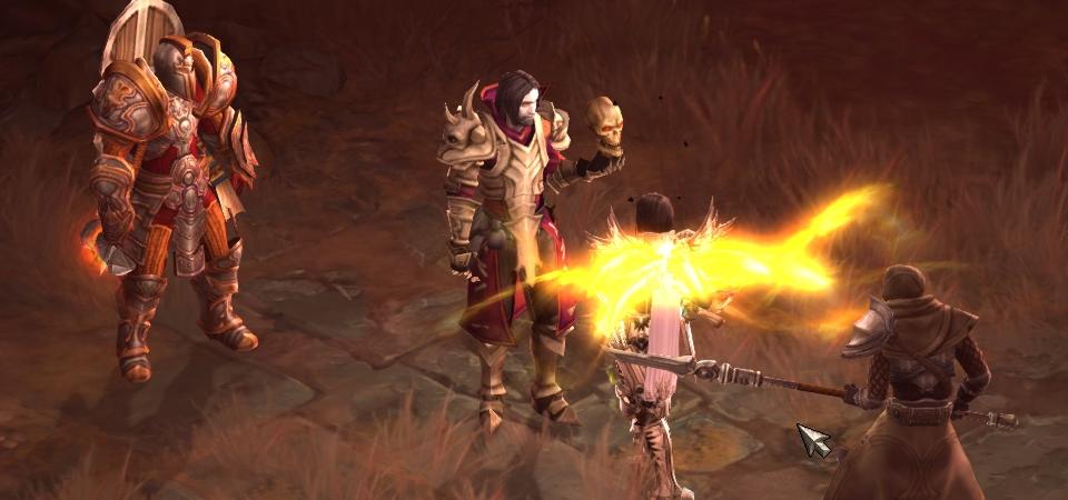 Zayl - Necromancers in Diablo Lore