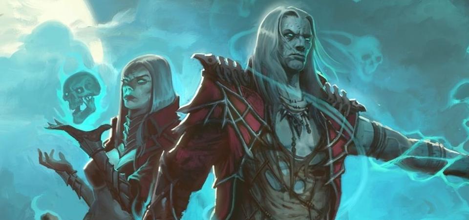 Necromancers in Diablo Lore