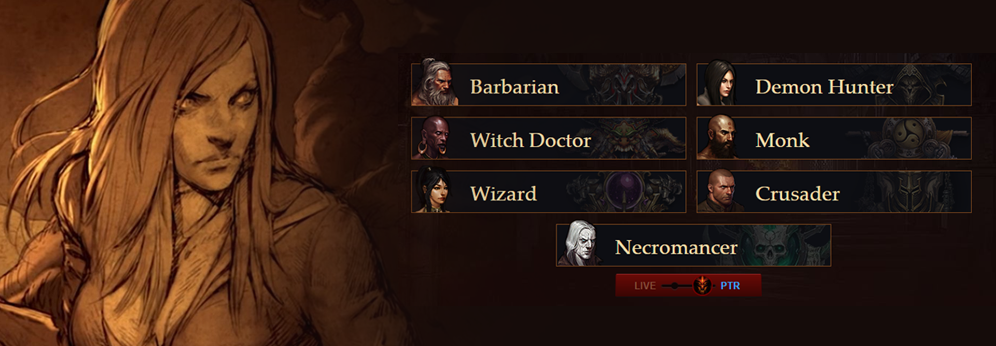 Diablo Fans Build Tool Now Includes Necromancer and PTR Content