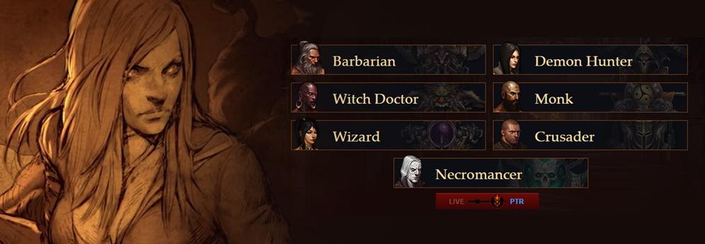 Diablo Fans Build Tool Now Includes Necromancer and PTR Content