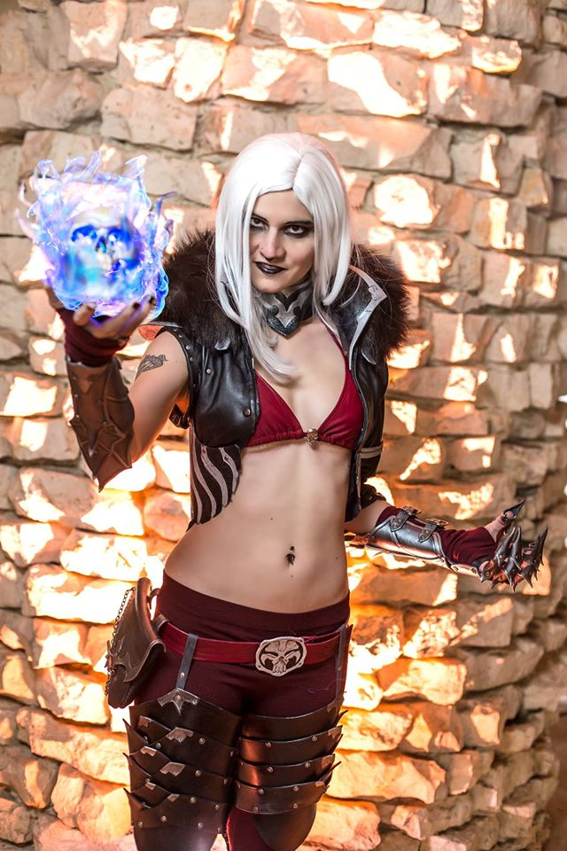 Necromancer Cosplay
