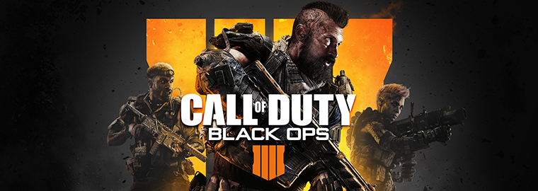 Call of Duty: Black Ops 4 Blizzard
