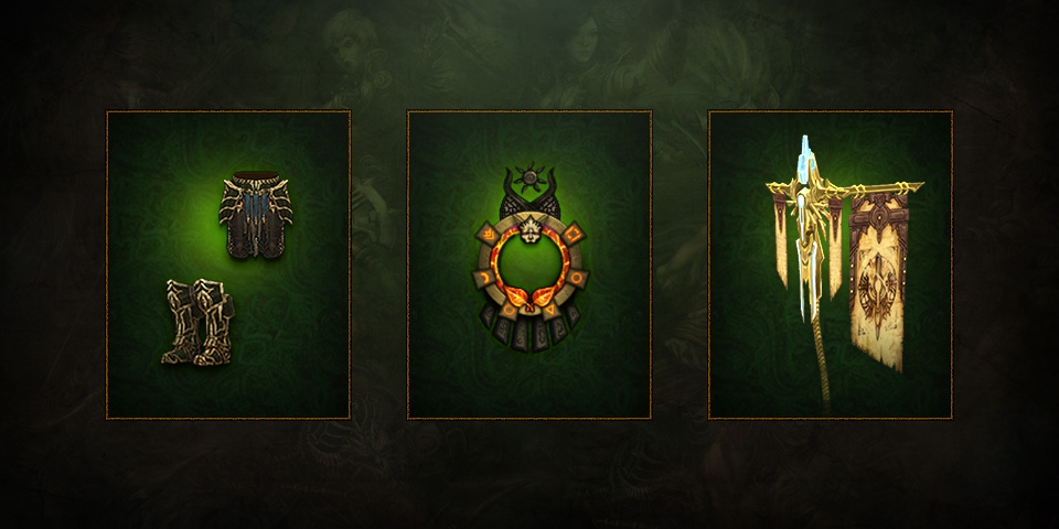 Season 14 Cosmetic Rewards